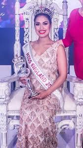 Miss England - Bhasha Mukherjee